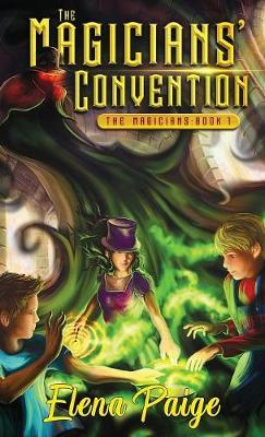 The Magicians Convention by Elena Paige image