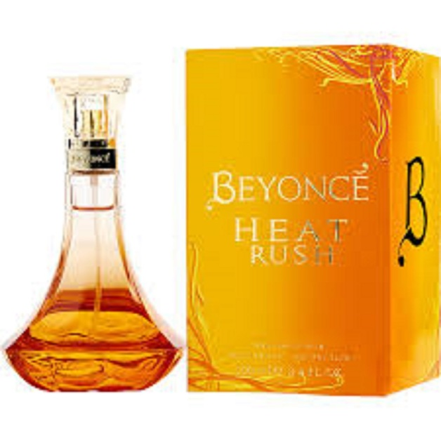 Beyonce - Heat Rush Perfume (100ml EDT)