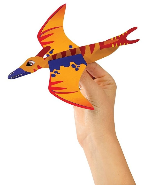 IS Gifts: Soaring Dinosaur - Glider Toy (Assorted Designs)
