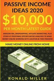 Passive Income Ideas 2020 by Elon Roberts
