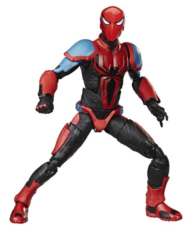 "Marvel Legends: Spider-Armor (MK III) - 6"" Action Figure"