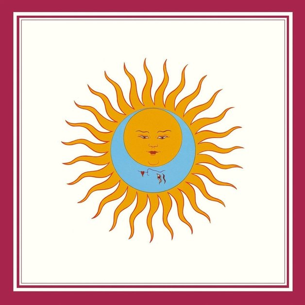 Larks Tongue In Aspic (Wilson / Fripp Remixes) by King Crimson