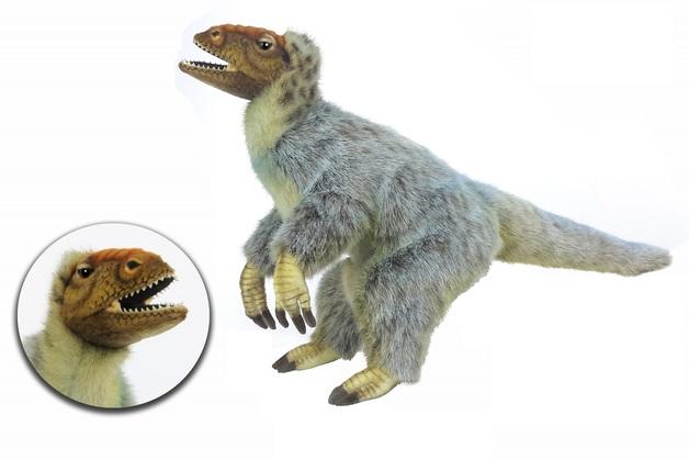 Hansa: Yutyrannus - Plush Puppet (50cm)