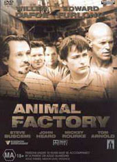 Animal Factory on DVD