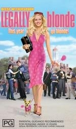 Legally Blonde on DVD