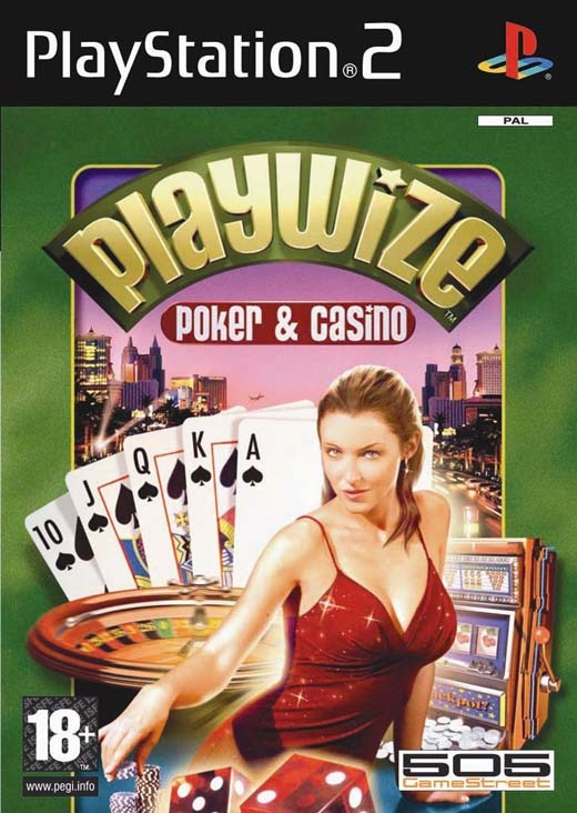 Playwize Poker & Casino for PlayStation 2