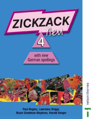 Zickzack Neu: Stage 4 by Lol Briggs