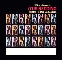Sings Soul Ballads by Otis Redding image