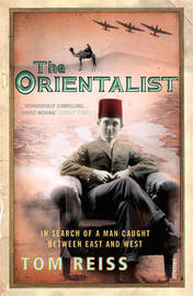 The Orientalist by Tom Reiss image