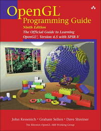 OpenGL Programming Guide: The Official Guide to Learning OpenGL, Version 4.5 by John M. Kessenich