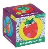 Mudpuppy: Mini Memory Game - Fruits & Veggies