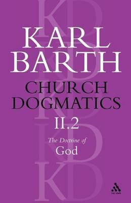 Church Dogmatics Classic Nip II.2 by Barth