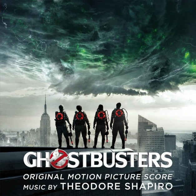 Ghostbusters (2016) Score (Limited Slime Green LP) by Theodore Shapiro