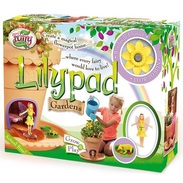 My Fairy Garden - Lily Pad Garden