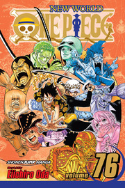 One Piece, Vol. 76 by Eiichiro Oda