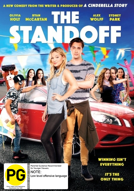The Standoff on DVD
