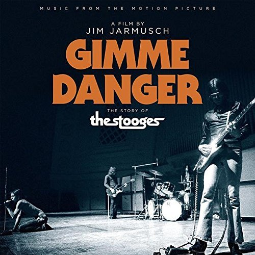 Gimme Danger: Music From The Motion Picture (LP) by Various Artists