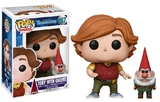 Troll Hunters -Toby with Gnome Pop! Vinyl Figure