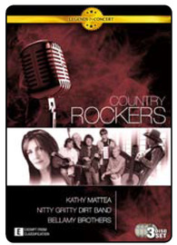 Legends in Concert - Country Rockers (3 Disc Set) on