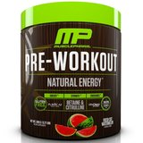 MusclePharm Natural Pre Workout - Watermelon (30 Serves)