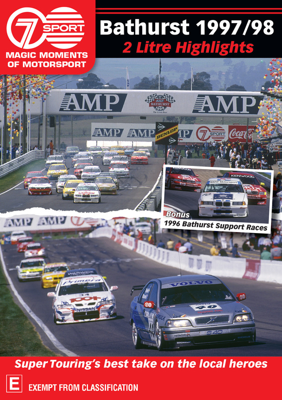 20 Years: Bathurst 1997-98 The 2-Litre Highlights on DVD