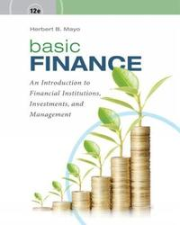 Basic Finance by Herbert Mayo
