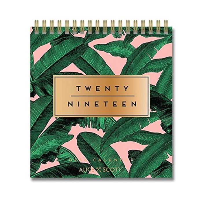 Alice Scott: 2019 Desk Calendar image
