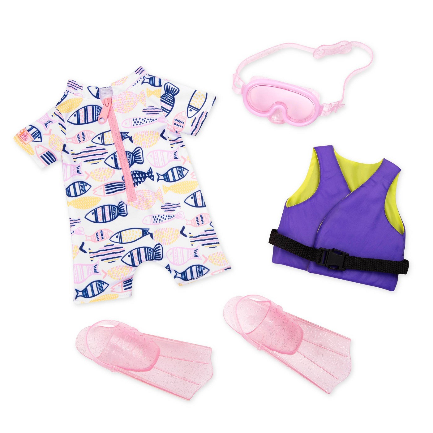 Our Generation: Regular Outfit - Snorkelling Outfit image
