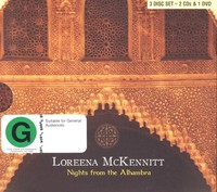Nights From The Alhambra by Loreena McKennitt image
