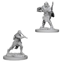 D&D Nolzurs Marvelous: Unpainted Miniatures - Male Elf Fighter