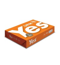 YES A4 80GSM White Photocopy Paper - 1 Ream (500 Sheets)