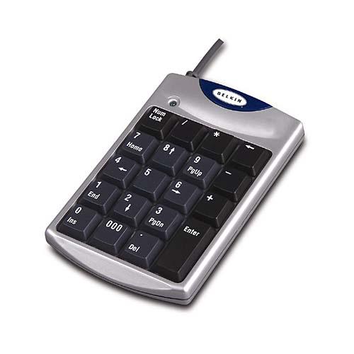 Belkin USB Mobile Numeric Keypad image