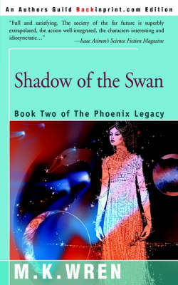Shadow of the Swan by M.K. Wren image
