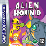 Alien Hominid for Game Boy Advance