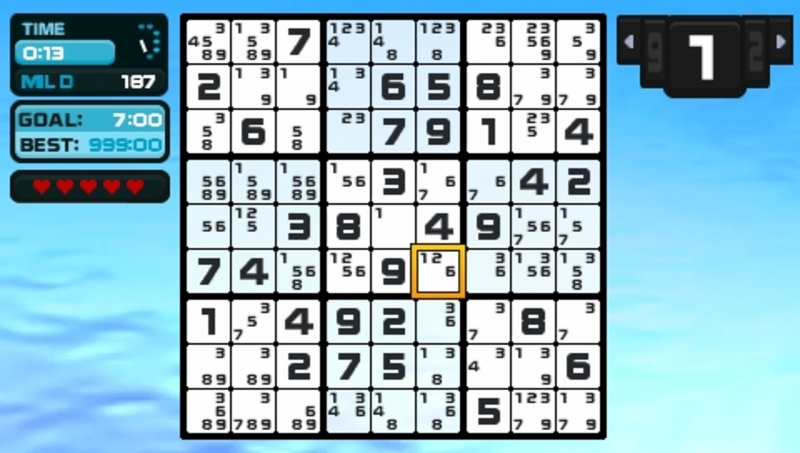 Go! Sudoku for PSP image