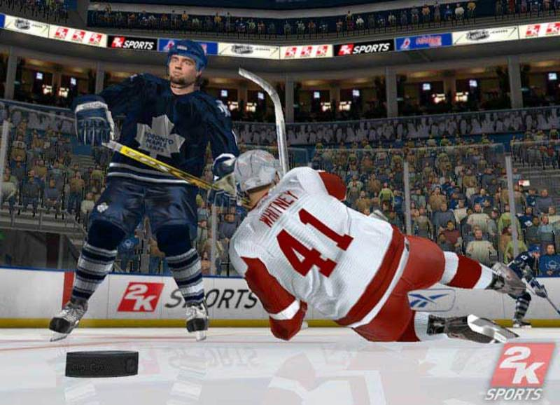 NHL 2K6 for PS2 image