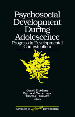Psychosocial Development during Adolescence