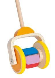 Hape: Push & Pull Rainbow