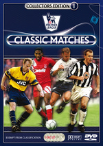 FA Premier League - Classic Matches: Collectors Edition 1 (5 Disc Set) on DVD