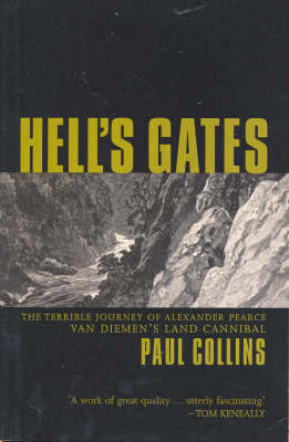 Hell's Gates by Paul Collins image