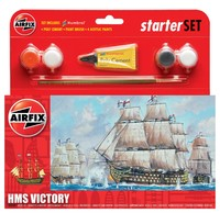 Airfix HMS Victory Starter Set Model Kit