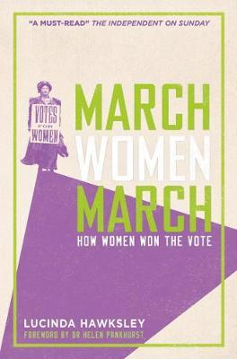 March, Women, March by Lucinda Dickens Hawksley image