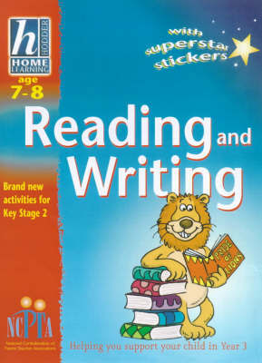 Age 7-8 Reading and Writing by Rhona Whiteford