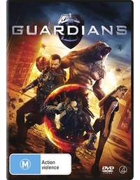 Guardians on DVD image