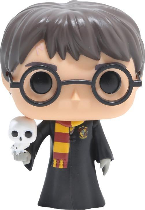 Harry Potter - Harry Potter (with Hedwig) Pop! Vinyl Figure image