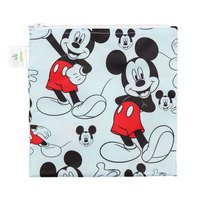 Bumkins Large Snack Bag - Mickey Mouse