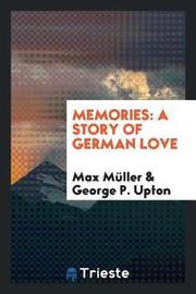 Memories by Max Muller image