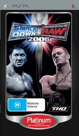 WWE Smackdown vs Raw 2006 for PSP
