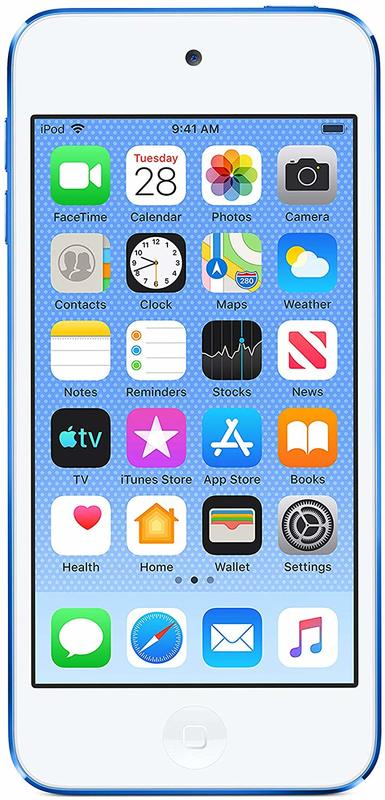 Apple: iPod Touch 7th Gen (2019) - 128GB BLUE