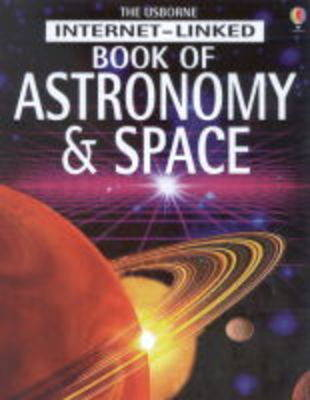 Internet-linked Complete Book of Astronomy and Space by Alistair Smith image